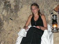 Tábor 2007 - královna