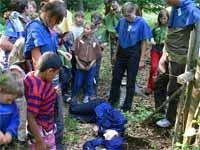 Tábor 2007 - nalezení Ajdamíny