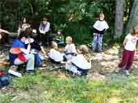 Tábor 2007 - puák